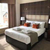 The Crags Hotel, hotel en Callander