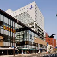 Daiwa Roynet Hotel Takamatsu, hotel en Takamatsu