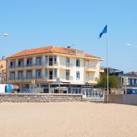 Hôtel de la Mer, hotel in Valras-Plage