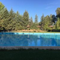 Camping La Fundicion, hotel in Cazalla de la Sierra