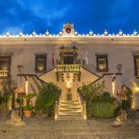 Castello di San Marco Charming Hotel & SPA, hotell i Calatabiano