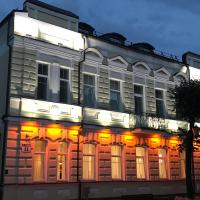 Smart Boutique Hotel Vitebsk, отель в Витебске
