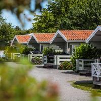 Hasle Camping & Hytter, hotel in Hasle