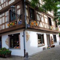 Coeur d'Alsace 1, hotel in Kaysersberg