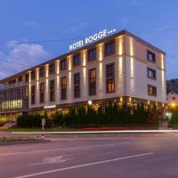 Hotel Rogge, hotel in Reşiţa