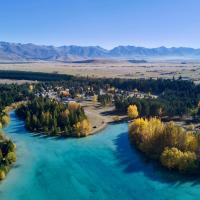 Lake Ruataniwha Holiday Park, hotel in Twizel