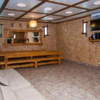 Туристическая база Жара, отель в городе Aparinskiy