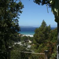 Les Gîtes du Cap Corse, hotel in Nonza