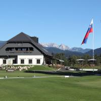 King's and Lake's House Golf Course Royal Bled, hotel in Bled