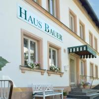Hotel Haus Bauer, hotel in Bad Berneck im Fichtelgebirge