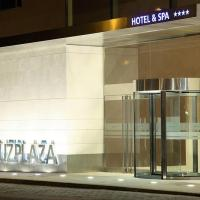 Hotel Veracruz Plaza & Spa, hotel in Valdepeñas
