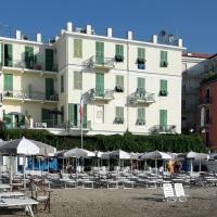 Hotel Eden Alaxi Hotels, hotell i Alassio