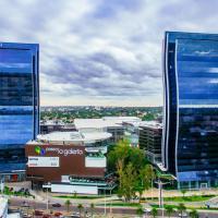 Paseo La Galería Hotel & Suites, hotel en Asunción