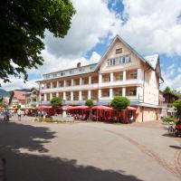Hotel Mohren, отель в Оберстдорфе