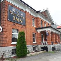 The King George Inn, hotel em Cobourg
