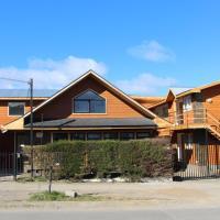 Hostal Fernando de Magalhaes, hotel en Punta Arenas