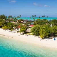 Village Temanuata, hotel in Bora Bora