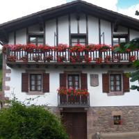 Casa Rural Bordaberea, hotel en Maya del Baztán