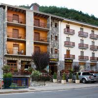 Hotel Latre, hotel en Broto