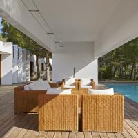 Villa Es Raig, hotel a Playa d'Es Figueral