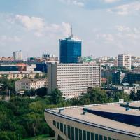 Конгресс-отель Малахит, отель в Челябинске