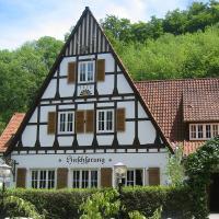Landhaus Hirschsprung, hotel in Detmold