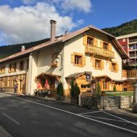 Relais Mont Jura Adults Only, hotell i Lélex