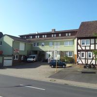 帕森胡恩旅館,Angersbach的飯店