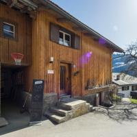 Gästehaus Alpina in Fanas, hotel in Fanas