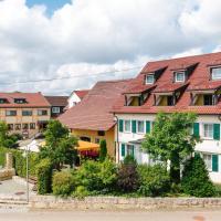 Köhlers Krone, hotel v destinaci Ehingen