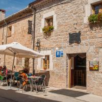 """Hostal-Bar Restaurante """"La Fuente"""", hotel in Rabé de las Calzadas"""
