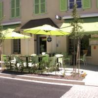 Le Central, hôtel à Bellac