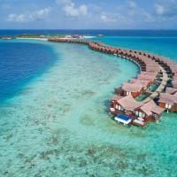 Grand Park Kodhipparu, Maldives with 15% off on Transfers, hotel in North Male Atoll