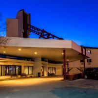 Sinbads Hotel & Suites, hotel em Gander