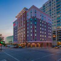 Hampton Inn & Suites Tulsa Downtown, Ok, hotel in Tulsa