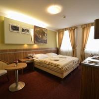 Hotel Vaka, отель в Брно