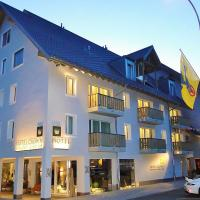 Hotel Crown, hotel in Andermatt