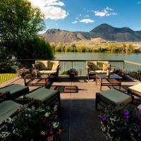 Riverland Inn & Suites, hotel in Kamloops