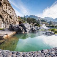 Colca Lodge Spa & Hot Springs, hotel en Yanque