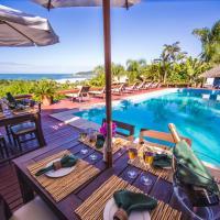 Vida Sol e Mar Ecoresort, hotel na Praia do Rosa