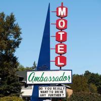 Ambassador Motel, hotel em Sault Ste. Marie