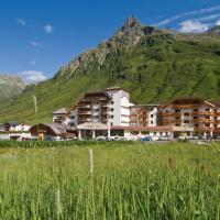 Alpenromantik-Hotel Wirlerhof, hotel in Galtür