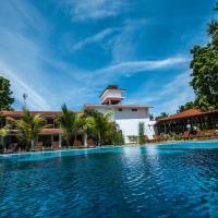 Anantamaa Hotel, отель в Тринкомали