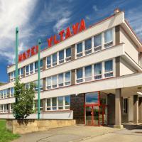 Hotel Vltava, отель в Чески-Крумлове