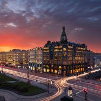 Apartment on Nevsky prospect 13