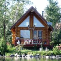 Nimpo Lake Resort, hotel em Nimpo Lake