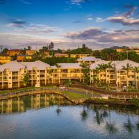 Sunrise Cove Holiday Apartments, hotel em Kingscliff