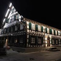 Gasthaus zum Goldenen Kreuz, hotel in Rafz