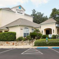 Hyatt House Austin Arboretum, отель в Остине