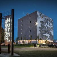 Hotel The Cube, hotel v destinaci Fidenza